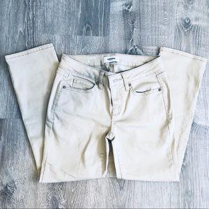 Khaki Jeans Skinny